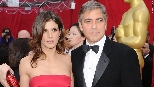 According to The Frisky, there are several reasons why George Clooney appeared upset at the Academy Awards last night.