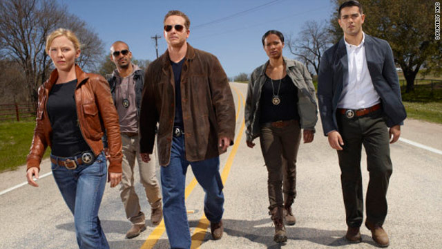 """""""Chase"""" will be a new drama taking on the coveted 10 p.m. slot on NBC."""
