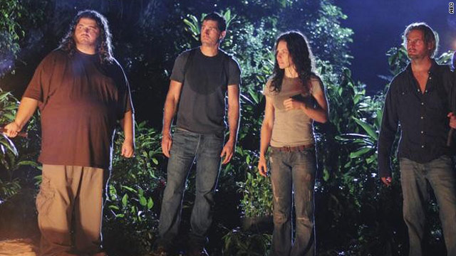 "Sunday is the series finale of ABC's ""Lost."""