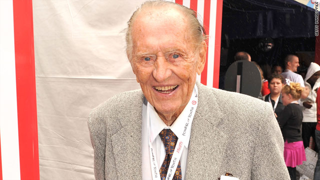 Art Linkletter first rose to fame as a radio announcer before moving to television in 1952.