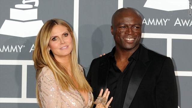 "Heidi Klum and Seal have said they are interested in joining ""Dancing with the Stars."""