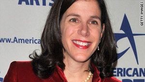 Filmmaker Alexandra Pelosi says she is no longer covering politics.