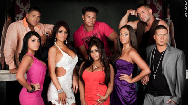 MTV's &quot;Jersey Shore,&quot; which begins its second season Thursday, has been praised as great entertainment and vilified as trash.