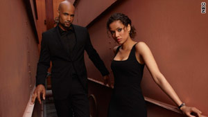 "Boris Kodjoe and Gugu Mbatha-Raw star in  ""Undercovers."""
