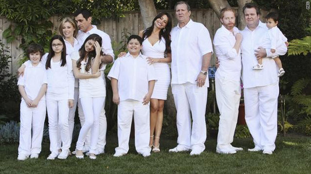 "ABC's critically acclaimed, Emmy-winning ""Modern Family"" represents the new definition of family on TV."