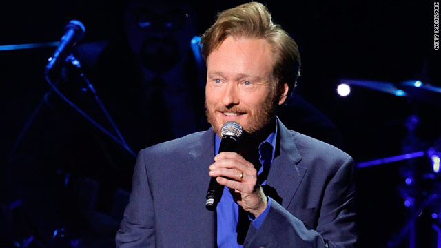 "Conan O'Brien's new late night show ""Conan"" debuts Monday on TBS."