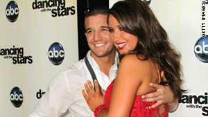 "Bristol Palin and Mark Ballas are among the finalists this season on ""Dancing With The Stars."""