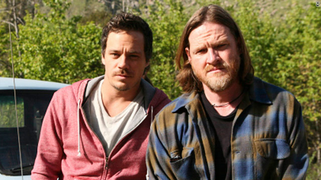 "The canceled FX series ""Terriers"" with Michael Raymond-James, left, and Donal Logue averaged 500,000 viewers per episode."