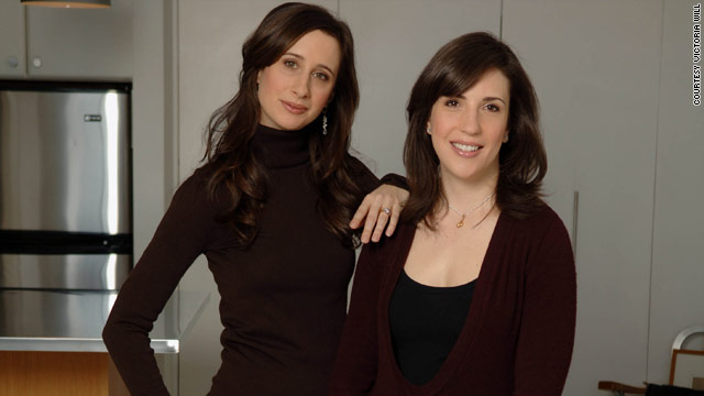 "Emma McLaughlin, left, and Nicola Kraus have written ""Nanny Returns,"" a sequel to their hit ""The Nanny Diaries."""