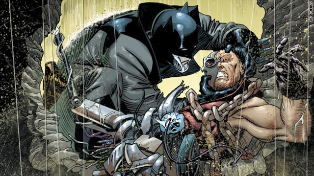 "Stories of the past, present and future Batman are told in the 700th issue of ""Batman,"" in stores Wednesday."