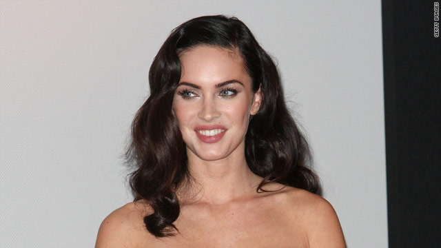 """Transformers"" star Megan Fox is engaged to actor Brian Austin Green."