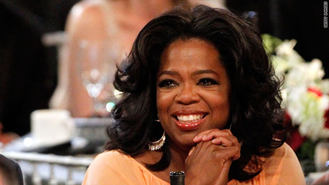 own the oprah winfrey network. Weekly. Competitors vie