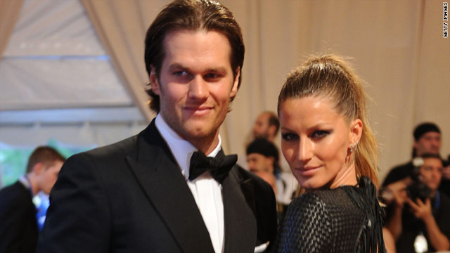 Gisele Bündchen and Tom Brady got married in a tiny ceremony in Santa Monica.