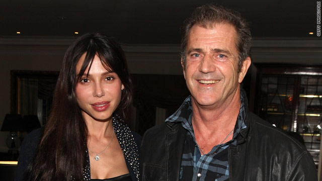 Officials say they are investigating extortion allegations involving Oksana Grigorieva, the former girlfriend of actor Mel Gibson.