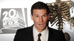 I had sex with david boreanaz