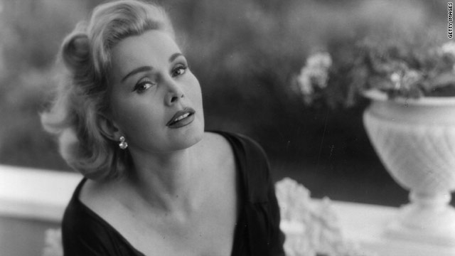 "Actress Zsa Zsa Gabor was rushed to a hospital Friday due to ""complications"" relating to her recent surgery."
