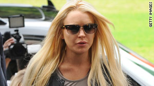 Lindsay Lohan's lawyers would not confirm published reports that the actress is out of rehab.