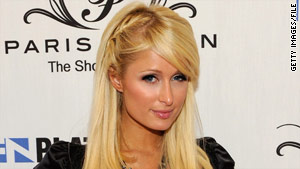 Paris Hilton was arrested Friday night on drug charges, according to police in Las Vegas, Nevada.