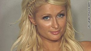 Paris Hilton was arrested in Las Vegas, Nevada, last month and charged with cocaine possession.