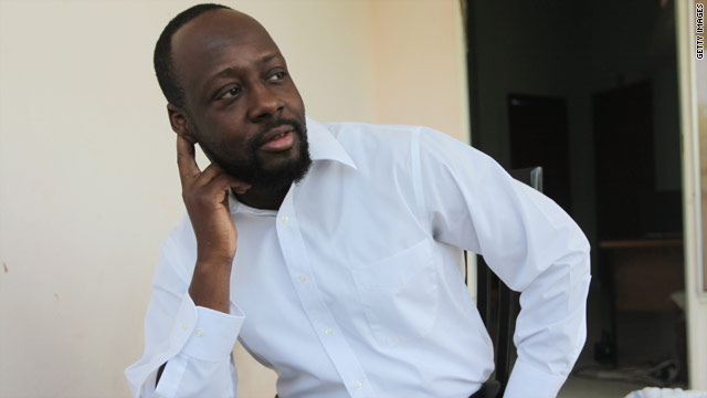 Officials have ruled that Wyclef Jean is ineligible to run for president of Haiti.