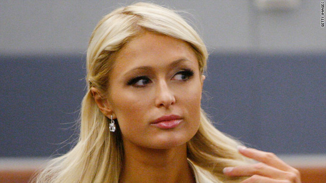 Paris Hilton entered guilty pleas to misdemeanor charges in Nevada on Monday.