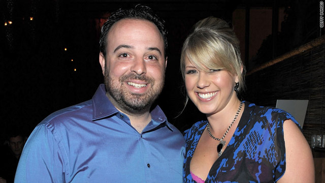 "Jon Warech co-authored Jodie Sweetin's memoir, ""Unsweetined."""