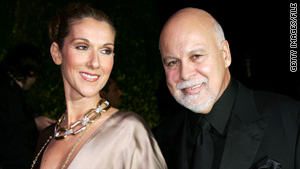 Singer Celine Dion and her husband, Rene Angelil, are now parents to twin boys. They also have a 9-year-old son.