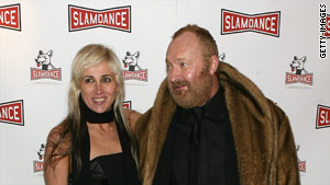 Randy Quaid, right, and wife Evi, are seeking assylum in Canada, according to their lawyer.