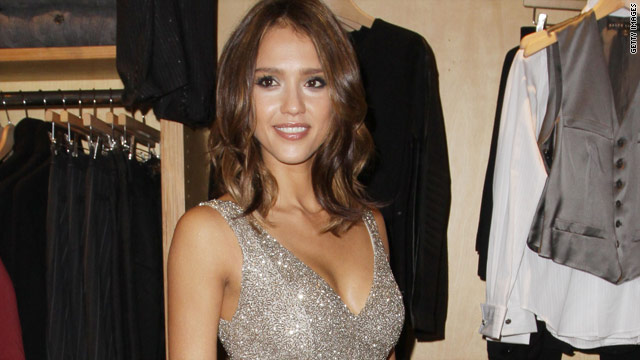 "You may have seen the Jessica Alba ""Playboy"" cover, but the actress actually refused to pose for the magazine."