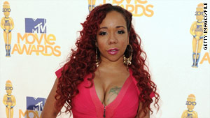 "Tameka ""Tiny"" Cottle has been married to rapper T.I. for less than a year."