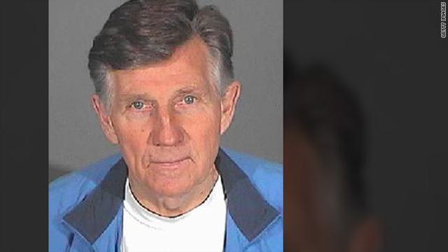 An arrest warrant has been prepared for former TV host Gary Collins for leaving the scene of an accident.