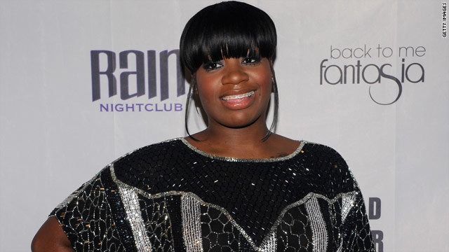 Singer Fantasia Barrino is involved in the divorce case of Antwaun Cook who she has dated.