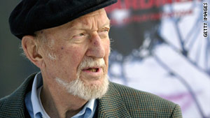 Irvin Kershner died Saturday at his home in Los Angeles, California.