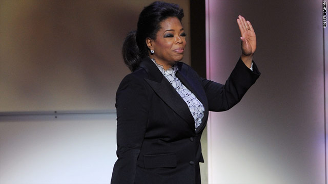 Oprah Winfrey will end her popular daytime talk show after this season.