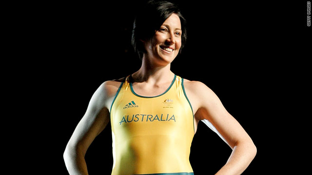Jana Rawlinson hopes the removal of her implants will boost her chances of a medal at the 2012 Olympic Games.