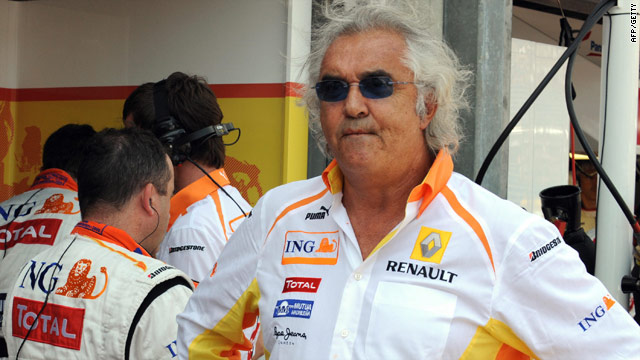 Former Renault team chief Briatore mounted a successful challenge to his life ban from Formula One.