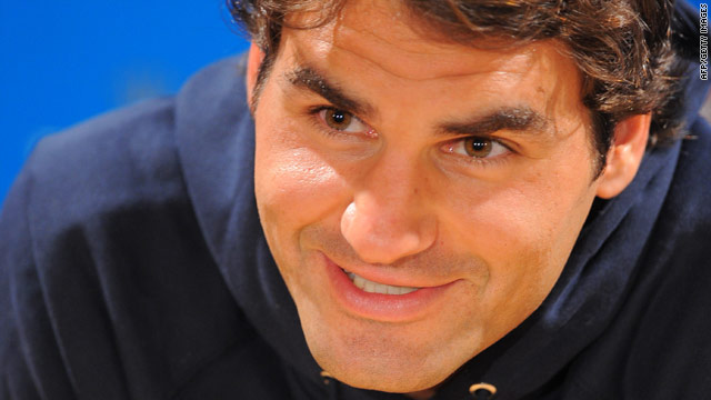 Roger Federer has spearheaded a charity event to raise funds for the Haiti earthquake relief operations.