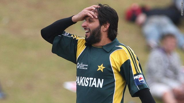 Pakistan all-rounder Shahid Afridi was disappointed after failing to win a place at this year's Indian Premier League.