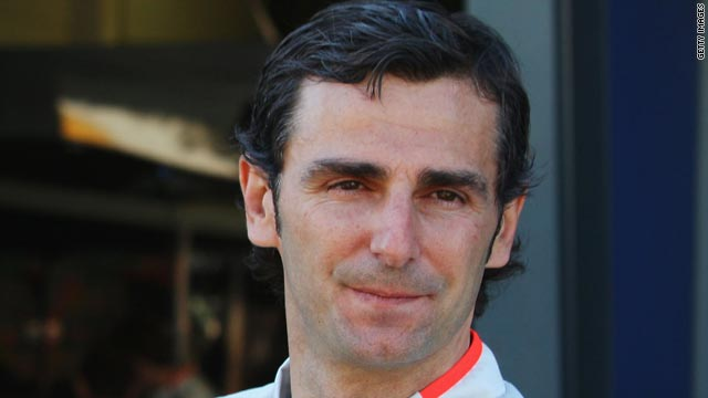 Sauber's new recruit Pedro De la Rosa has spent more than a decade involved in Formula One.