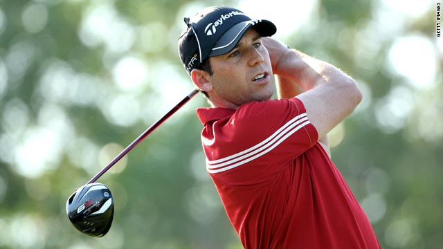 Sergio Garcia is seeking to regain the form that saw him climb to third in the world rankings.