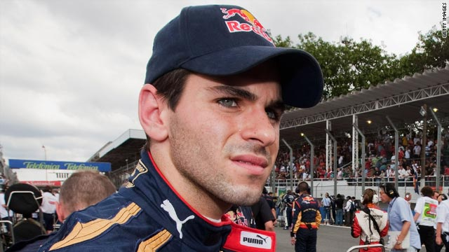 The 19-year-old Jaime Alguersuari will be seeking to win his first points in Formula One this season.