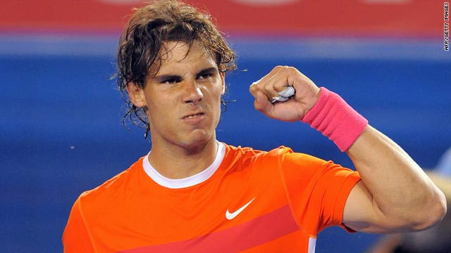 Rafael Nadal will face Andy Murray in the quarterfinals if both win their fourth-round matches in Melbourne.