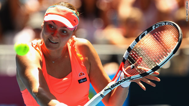 Nadia Petrova committed 47 unforced errors compared to 25 winners during her bout with Svetlana Kuznetsova.