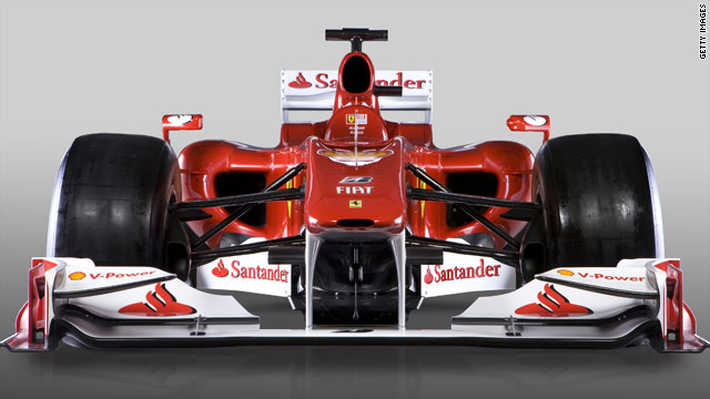 Ferrari are hoping the new F10 car will see them return to the front of the Formula One grid.