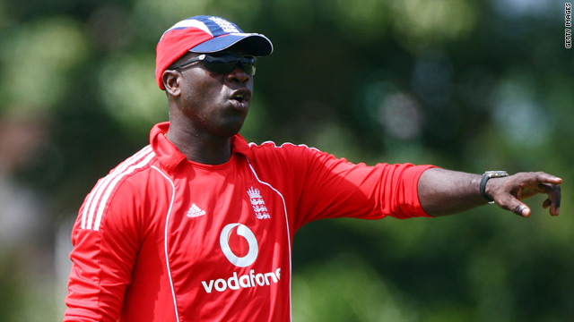 Former international bowler Ottis Gibson will be given time to turn around the West Indies' ailing fortunes.