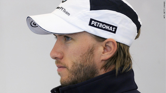 Nick Heidfeld has had an association with German manufacturer Mercedes since his days as a junior driver.