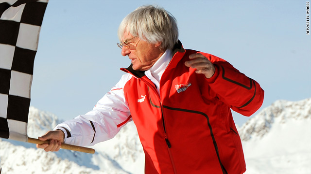 Bernie Ecclestone expects that Campos Meta and U.S. F1 Team will not be ready for the start of the new season.