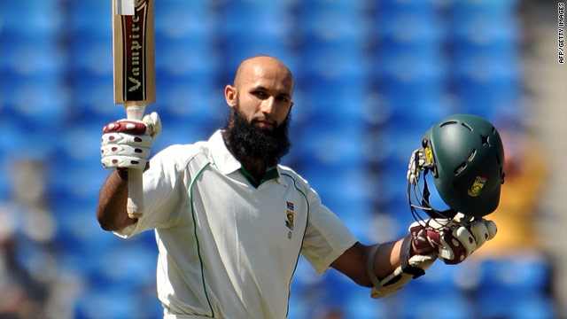 Hashim Amla compiled his highest score in 42 Tests as South Africa piled on the runs in Nagpur.