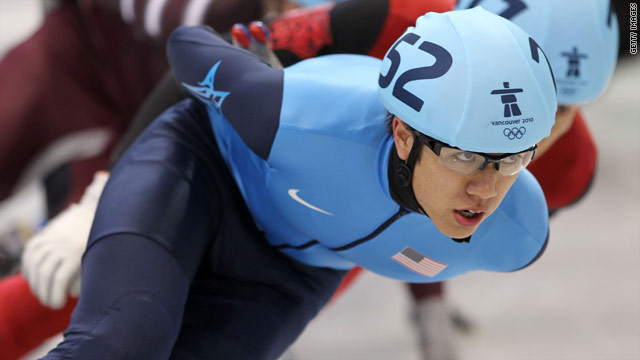 J.R. Celski took the bronze in the 1,500-meter short-track speed skating final on Saturday at the Winter Olympics.