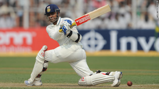 Virender Sehwag launched a furious attack against South Africa's pace bowlers as he raced to 165.